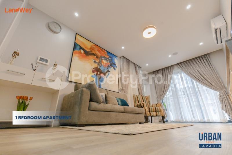 1 bedroom mini flat  Mini flat Flat / Apartment for sale Urban Prime, Ogombo Road, Off Abraham Adesanya, Ajah, Lekki, Lagos. Ogombo Ajah Lagos - 1