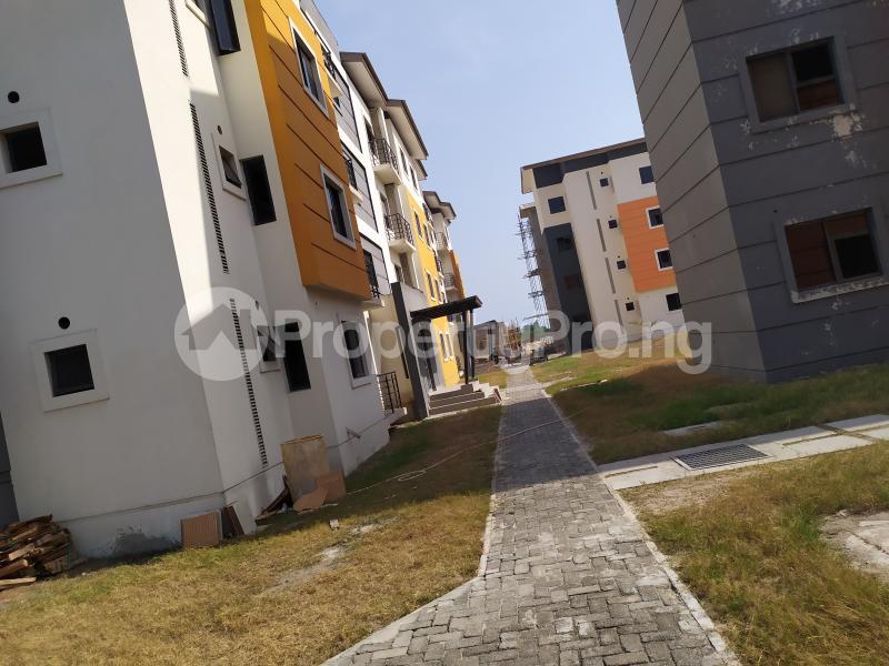 3 bedroom Mini flat Flat / Apartment for rent RDP Apartments, Beechwood park Estate, Lekki Express way ibeju- Lekki Eleko Ibeju-Lekki Lagos - 0