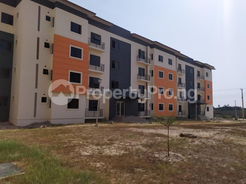 3 bedroom Mini flat Flat / Apartment for rent RDP Apartments, Beechwood park Estate, Lekki Express way ibeju- Lekki Eleko Ibeju-Lekki Lagos - 1