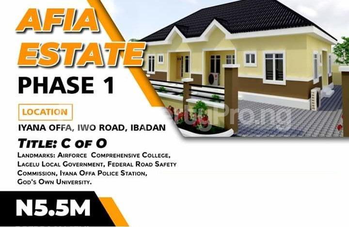 3 bedroom Flat / Apartment for sale Iyana Offa Iwo Rd Ibadan Oyo - 0