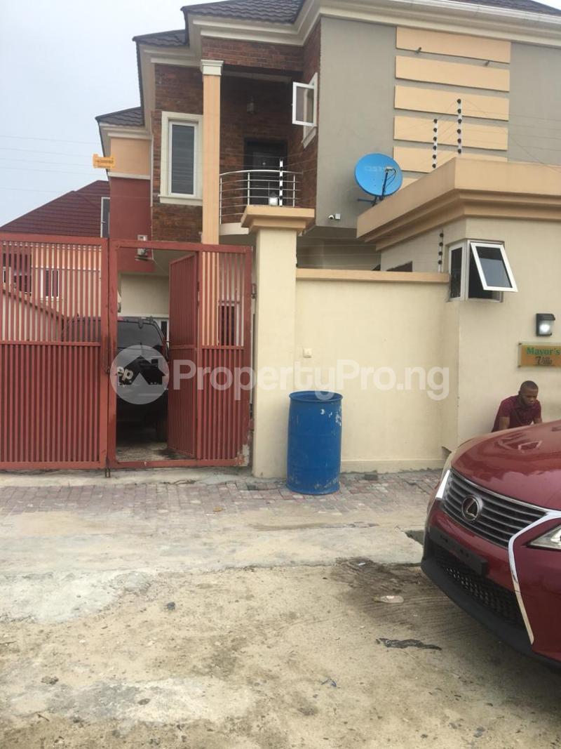 4 bedroom House for sale Ologolo ocean Breeze Estate Agungi Lekki Lagos - 14