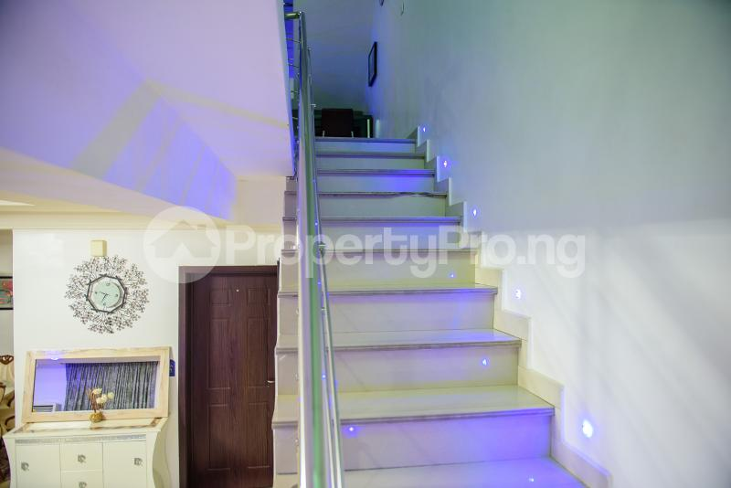 4 bedroom Terraced Duplex House for shortlet Lifecamp Life Camp Abuja - 6