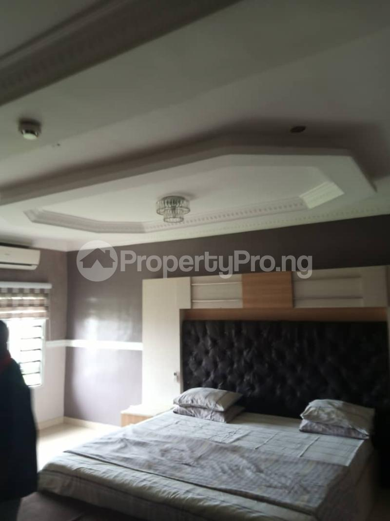 5 bedroom Terraced Duplex for rent Jacob Mews Estate Alagomeji Yaba Alagomeji Yaba Lagos - 23