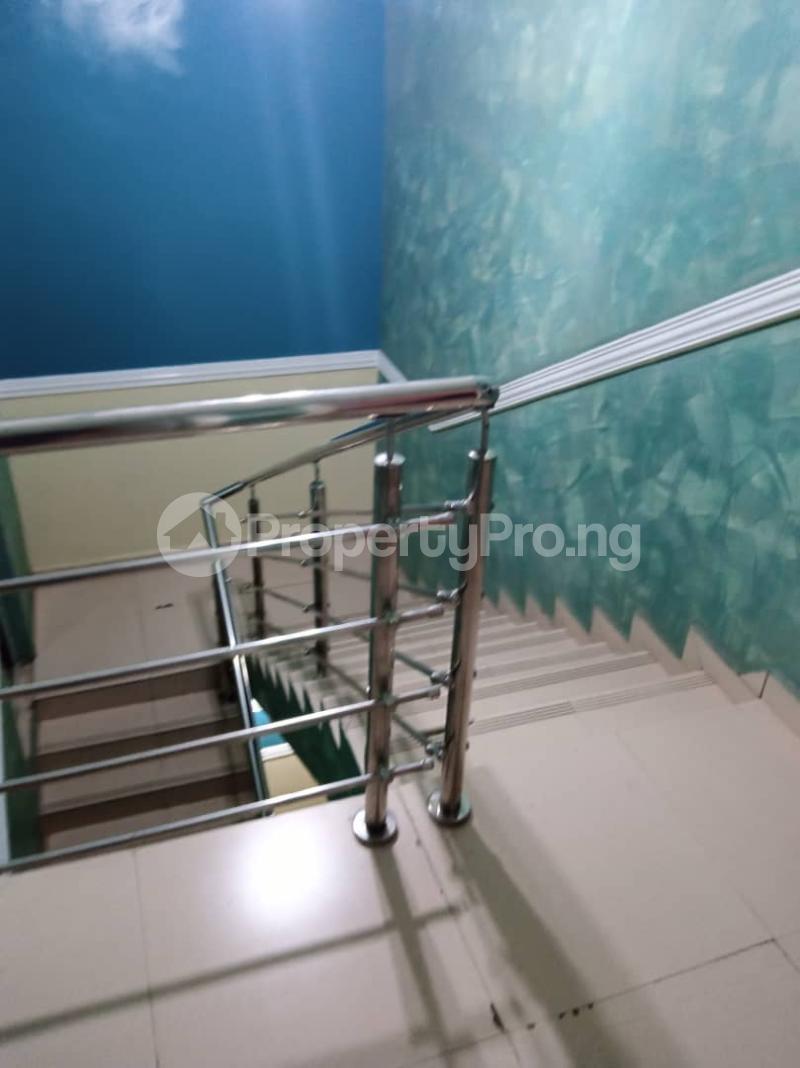 5 bedroom Terraced Duplex for rent Jacob Mews Estate Alagomeji Yaba Alagomeji Yaba Lagos - 22