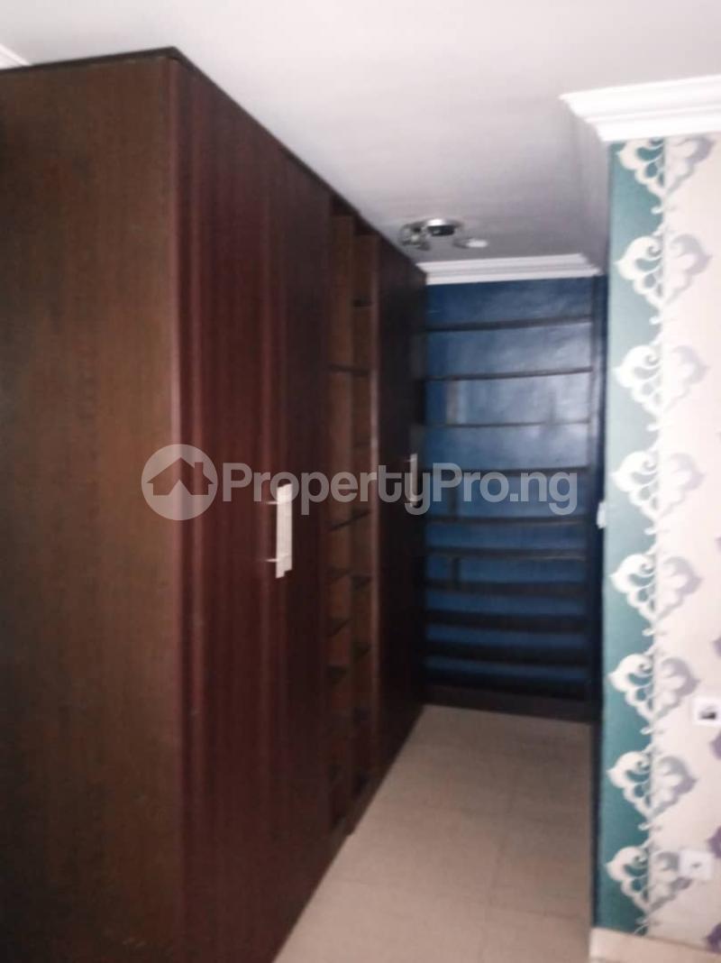 5 bedroom Terraced Duplex for rent Jacob Mews Estate Alagomeji Yaba Alagomeji Yaba Lagos - 29