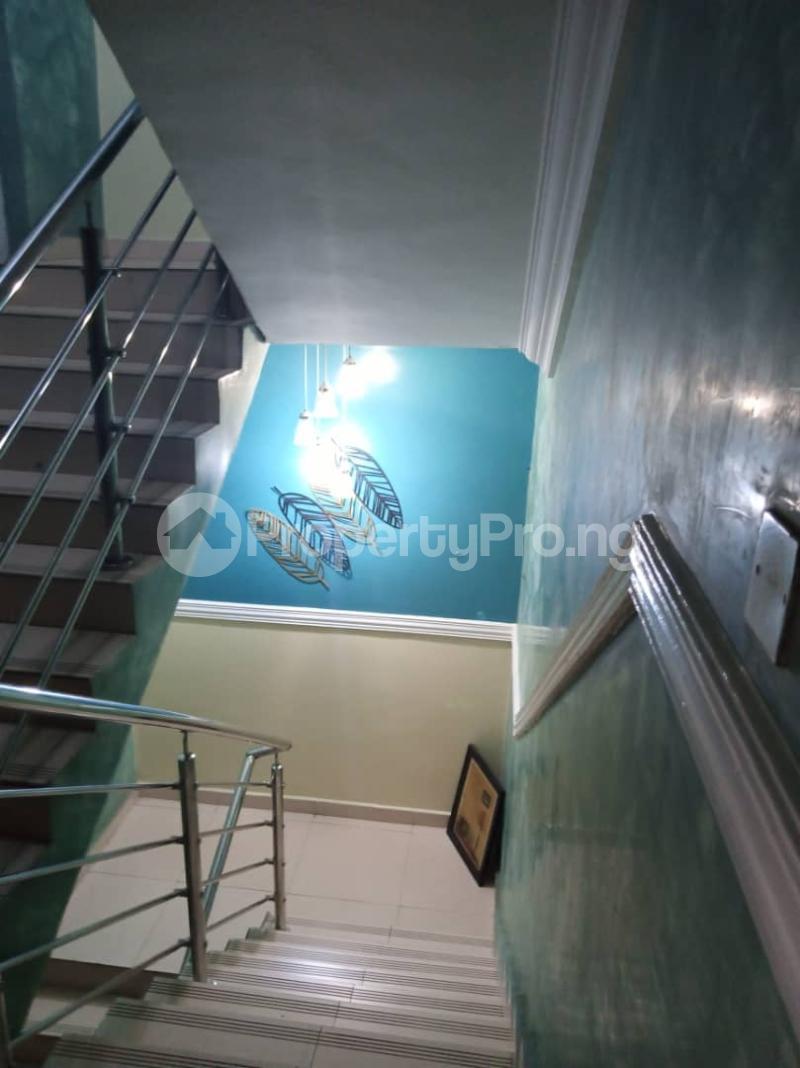 5 bedroom Terraced Duplex for rent Jacob Mews Estate Alagomeji Yaba Alagomeji Yaba Lagos - 30