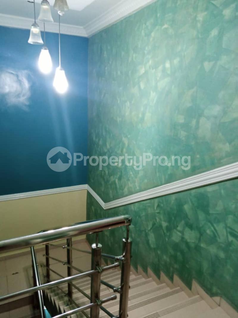 5 bedroom Terraced Duplex for rent Jacob Mews Estate Alagomeji Yaba Alagomeji Yaba Lagos - 1