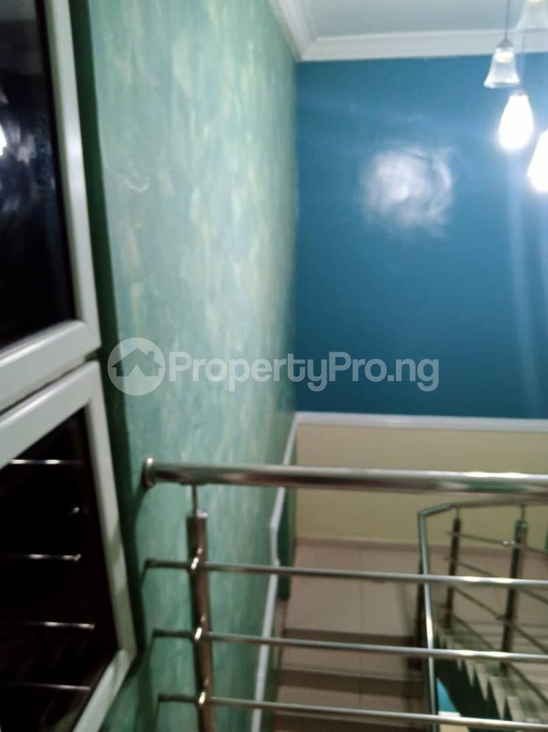 5 bedroom Terraced Duplex for rent Jacob Mews Estate Alagomeji Yaba Alagomeji Yaba Lagos - 24