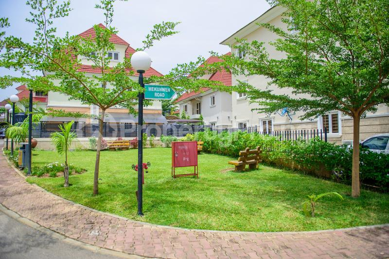 4 bedroom Semi Detached Duplex for shortlet Brains & Hammers Estate Life Camp Abuja - 37