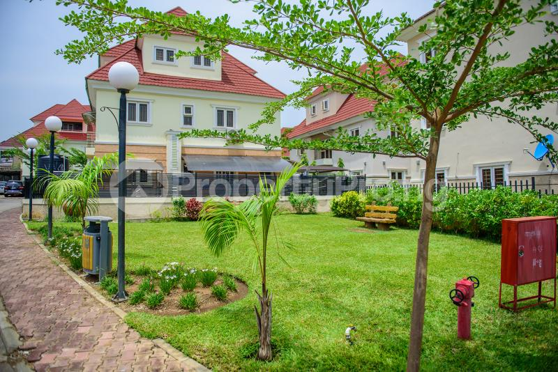 4 bedroom Semi Detached Duplex for shortlet Brains & Hammers Estate Life Camp Abuja - 36