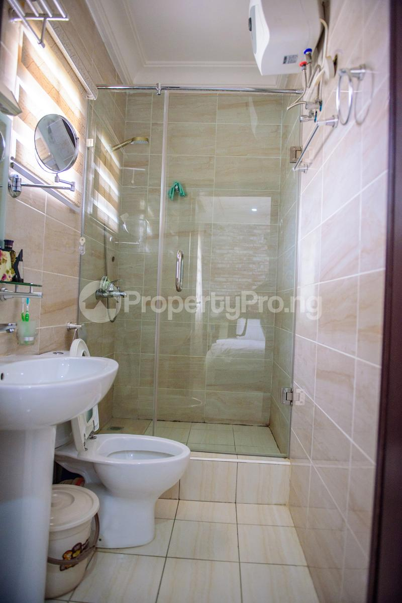 4 bedroom Semi Detached Duplex for shortlet Brains & Hammers Estate Life Camp Abuja - 35