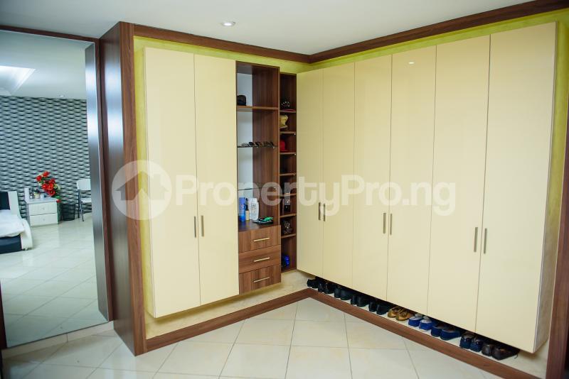 4 bedroom Semi Detached Duplex for shortlet Brains & Hammers Estate Life Camp Abuja - 31