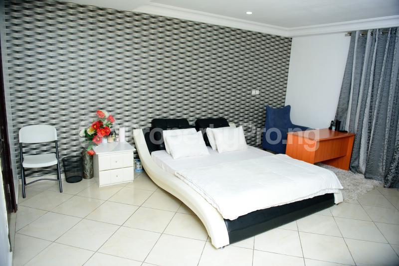 4 bedroom Semi Detached Duplex for shortlet Brains & Hammers Estate Life Camp Abuja - 28