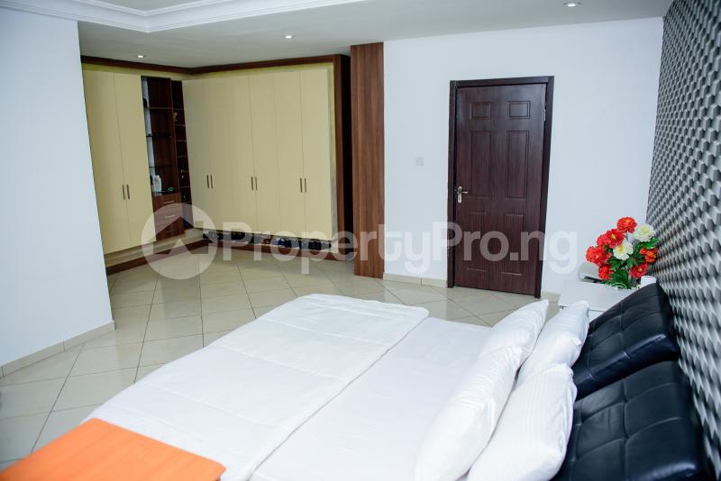 4 bedroom Semi Detached Duplex for shortlet Brains & Hammers Estate Life Camp Abuja - 30