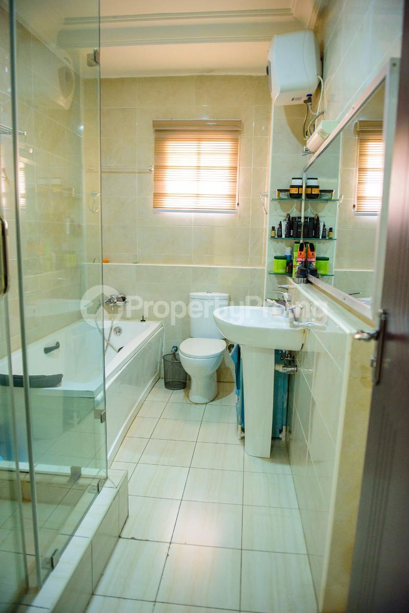 4 bedroom Semi Detached Duplex for shortlet Brains & Hammers Estate Life Camp Abuja - 33