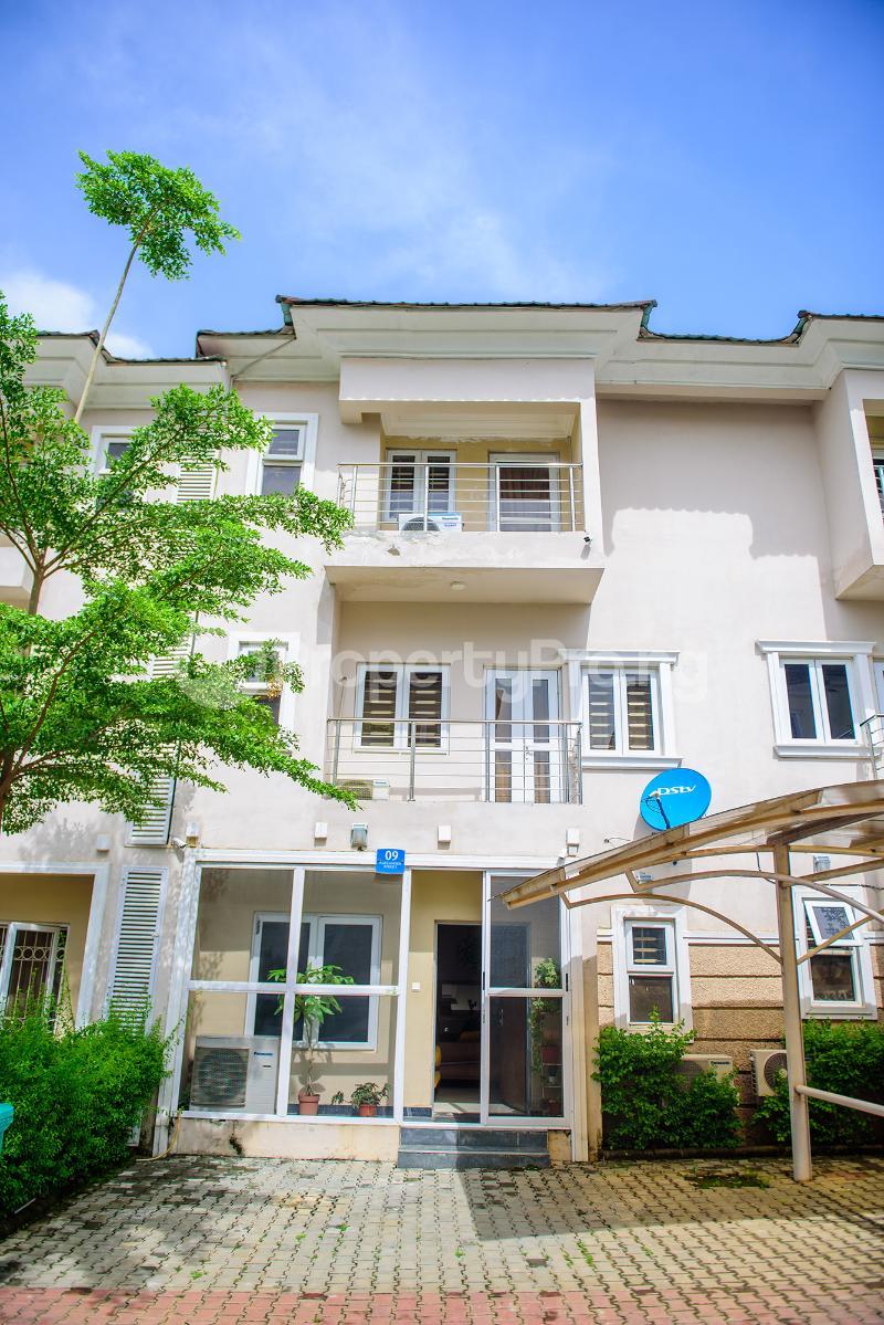 4 bedroom Semi Detached Duplex for shortlet Brains & Hammers Estate Life Camp Abuja - 43