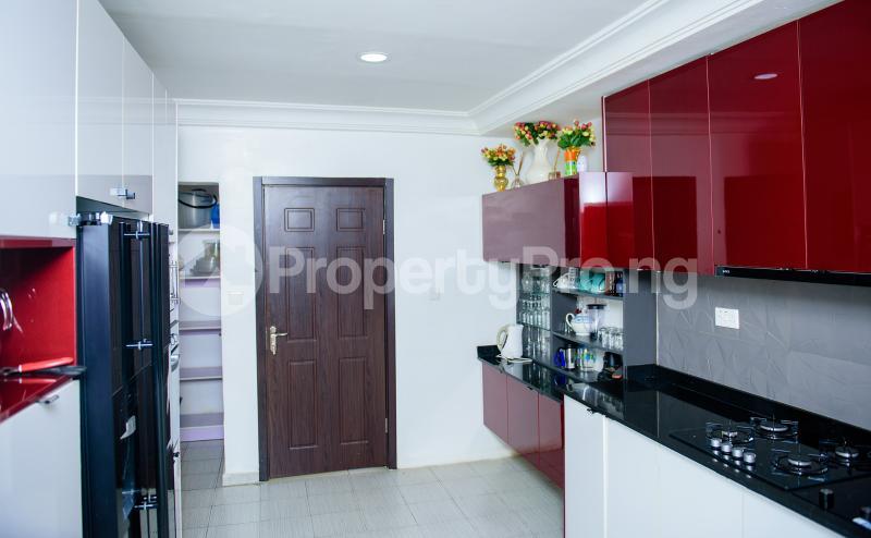 4 bedroom Semi Detached Duplex for shortlet Brains & Hammers Estate Life Camp Abuja - 46