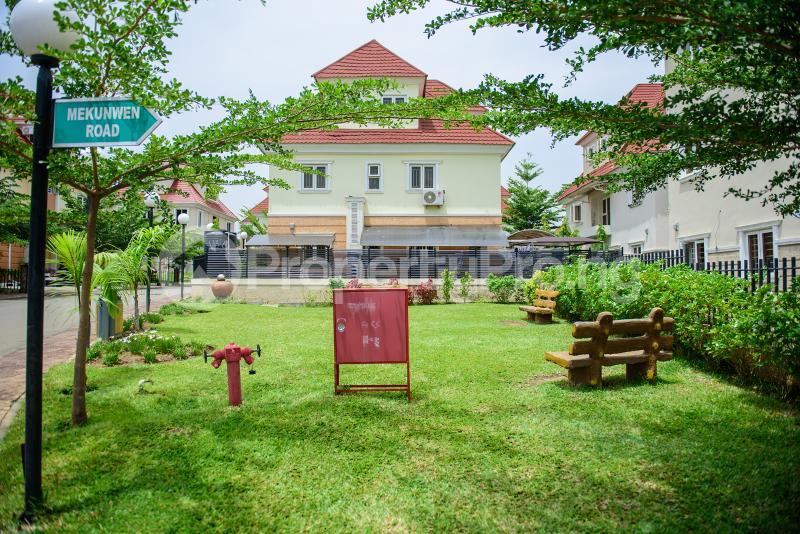 4 bedroom Semi Detached Duplex for shortlet Brains & Hammers Estate Life Camp Abuja - 21