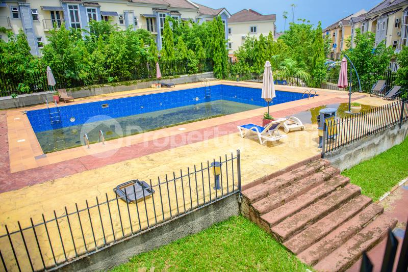 4 bedroom Semi Detached Duplex for shortlet Brains & Hammers Estate Life Camp Abuja - 24