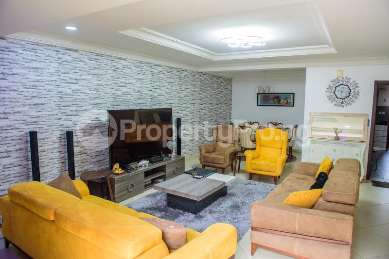 4 bedroom Semi Detached Duplex for shortlet Brains & Hammers Estate Life Camp Abuja - 2