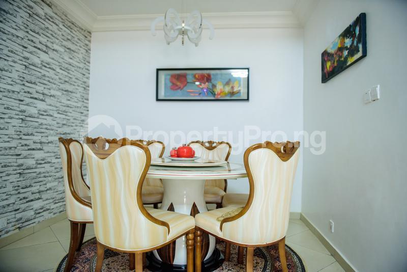 4 bedroom Semi Detached Duplex for shortlet Brains & Hammers Estate Life Camp Abuja - 5