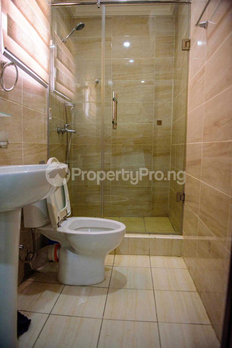 4 bedroom Semi Detached Duplex for shortlet Brains & Hammers Estate Life Camp Abuja - 12