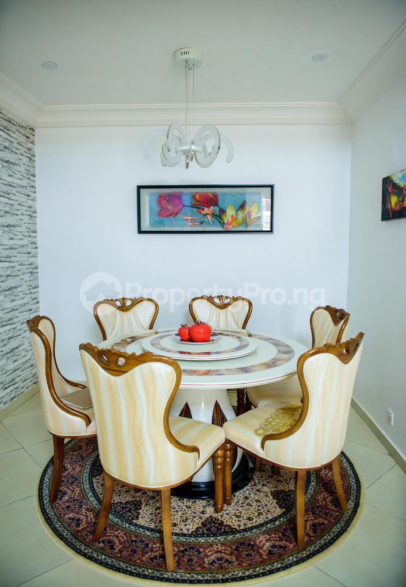 4 bedroom Semi Detached Duplex for shortlet Brains & Hammers Estate Life Camp Abuja - 6