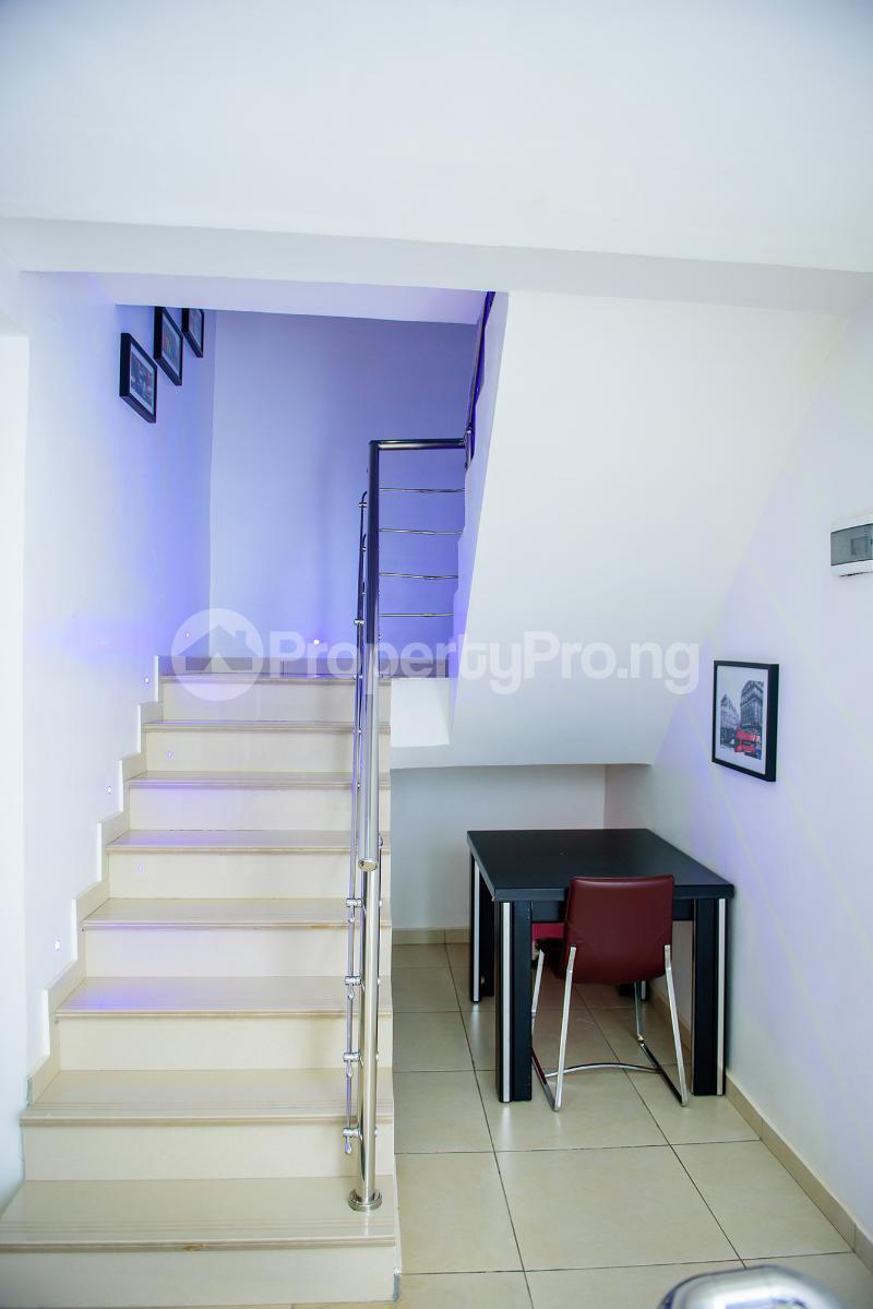 4 bedroom Semi Detached Duplex for shortlet Brains & Hammers Estate Life Camp Abuja - 11
