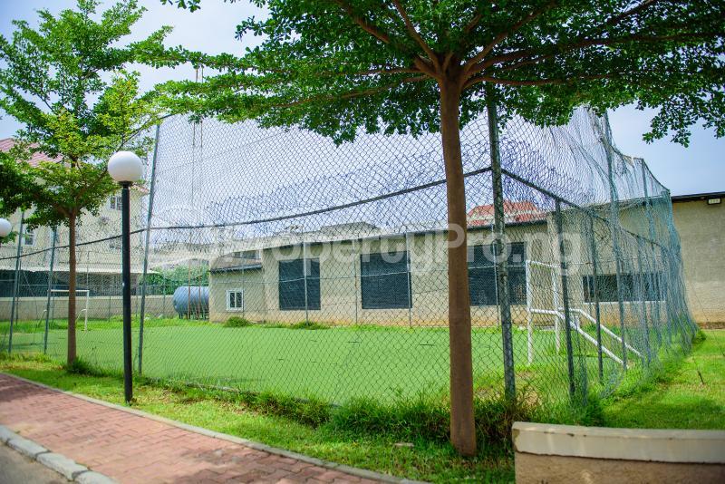4 bedroom Semi Detached Duplex for shortlet Brains & Hammers Estate Life Camp Abuja - 22