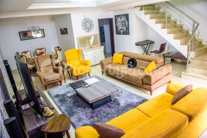 4 bedroom Semi Detached Duplex for shortlet Brains & Hammers Estate Life Camp Abuja - 3