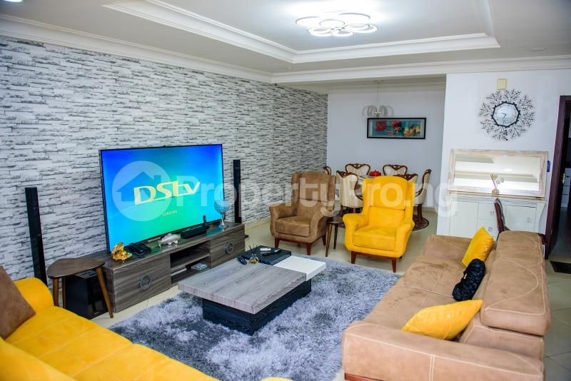 4 bedroom Semi Detached Duplex for shortlet Brains & Hammers Estate Life Camp Abuja - 4