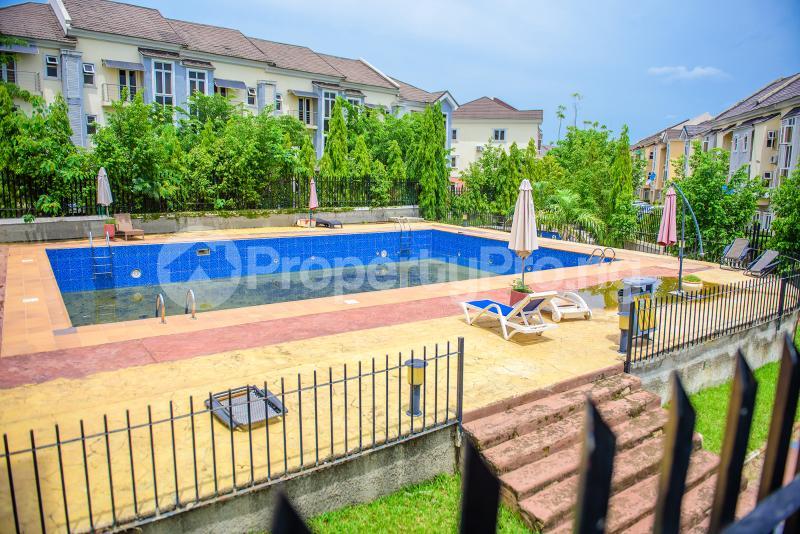 4 bedroom Semi Detached Duplex for shortlet Brains & Hammers Estate Life Camp Abuja - 40
