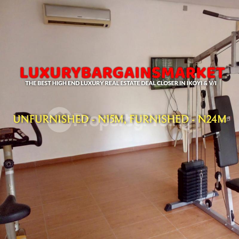 4 bedroom Detached Duplex House for rent Ademola Adetokunbo Victoria Island Lagos - 6
