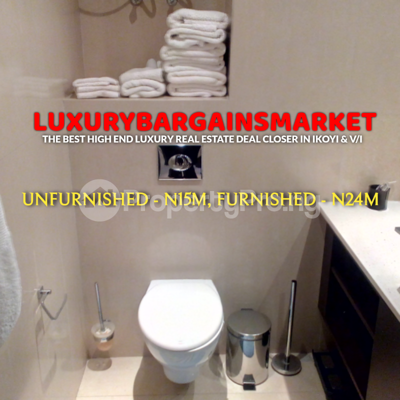 4 bedroom Detached Duplex House for rent Ademola Adetokunbo Victoria Island Lagos - 12