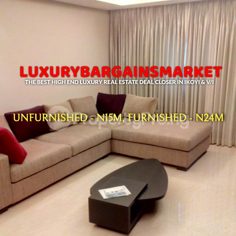 4 bedroom Detached Duplex House for rent Ademola Adetokunbo Victoria Island Lagos - 10