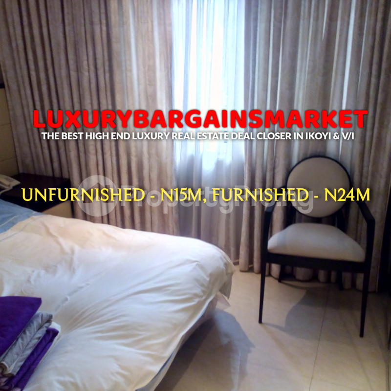 4 bedroom Detached Duplex House for rent Ademola Adetokunbo Victoria Island Lagos - 3