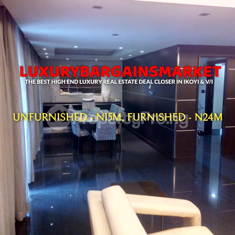 4 bedroom Detached Duplex House for rent Ademola Adetokunbo Victoria Island Lagos - 0