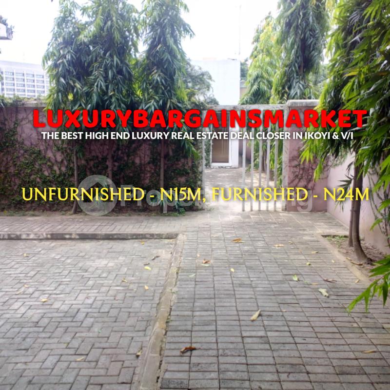 4 bedroom Detached Duplex House for rent Ademola Adetokunbo Victoria Island Lagos - 4
