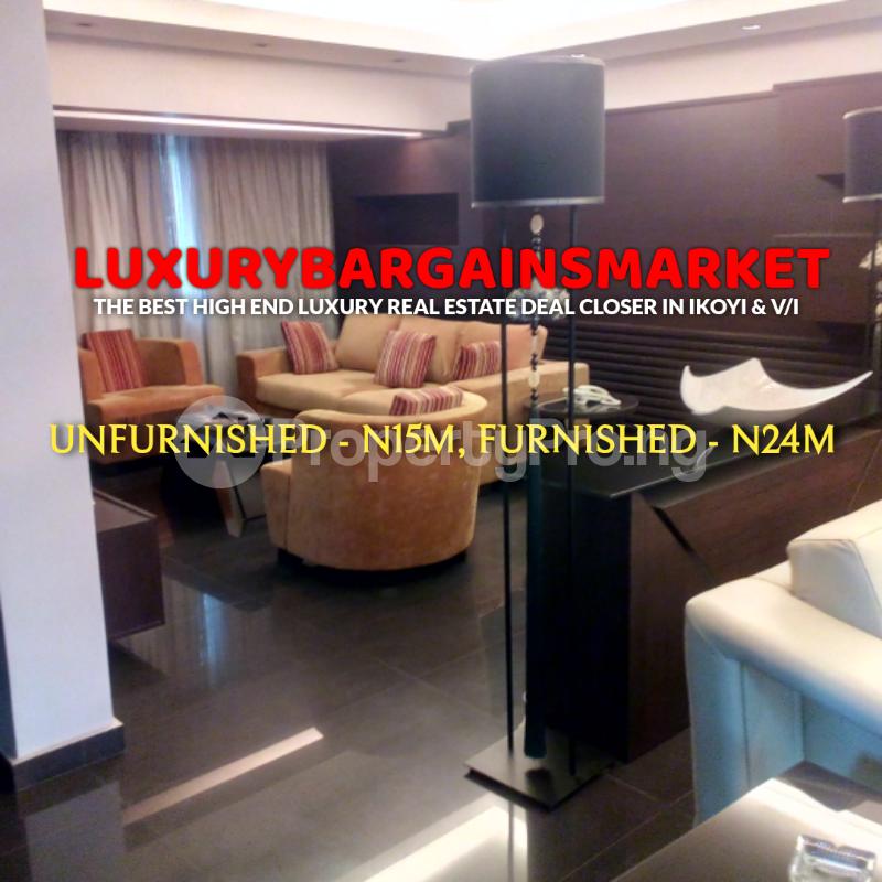 4 bedroom Detached Duplex House for rent Ademola Adetokunbo Victoria Island Lagos - 7