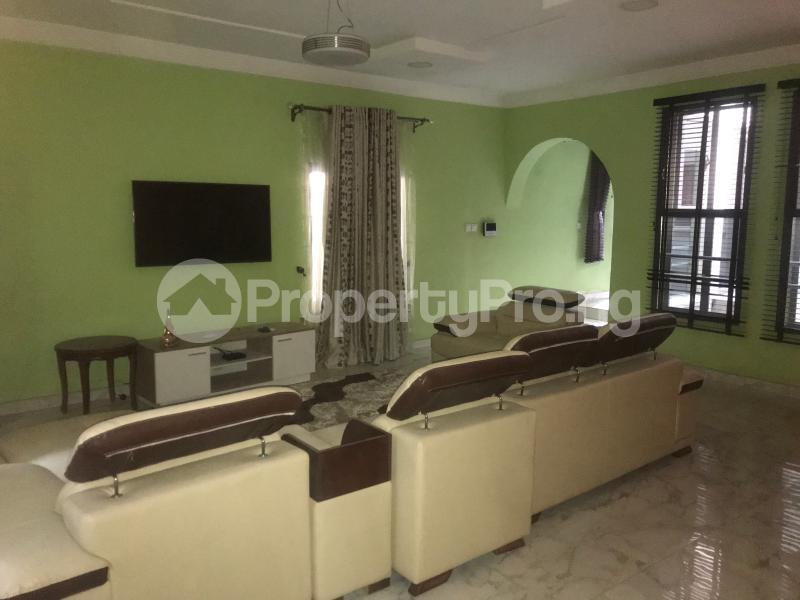4 bedroom Detached Duplex House for rent Off ajose adeogun  Ademola Adetokunbo Victoria Island Lagos - 8