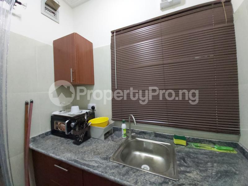 Studio Apartment for shortlet Wuye Abuja - 6