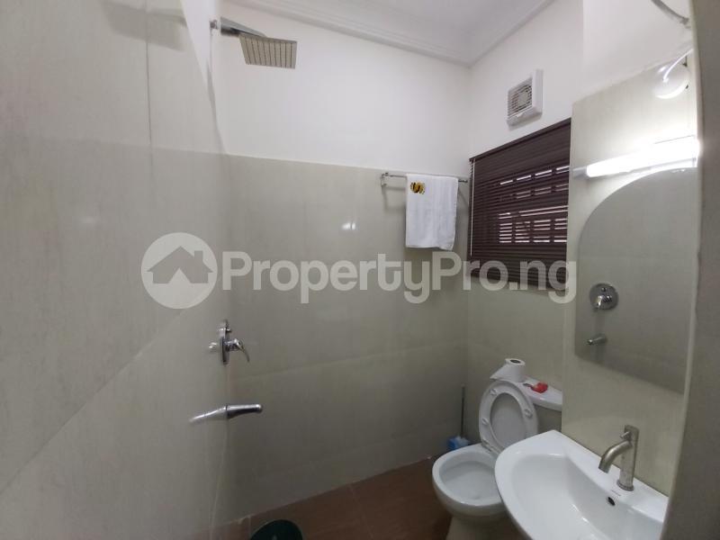 Studio Apartment for shortlet Wuye Abuja - 8