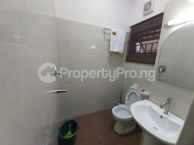 Studio Apartment for shortlet Wuye Abuja - 9