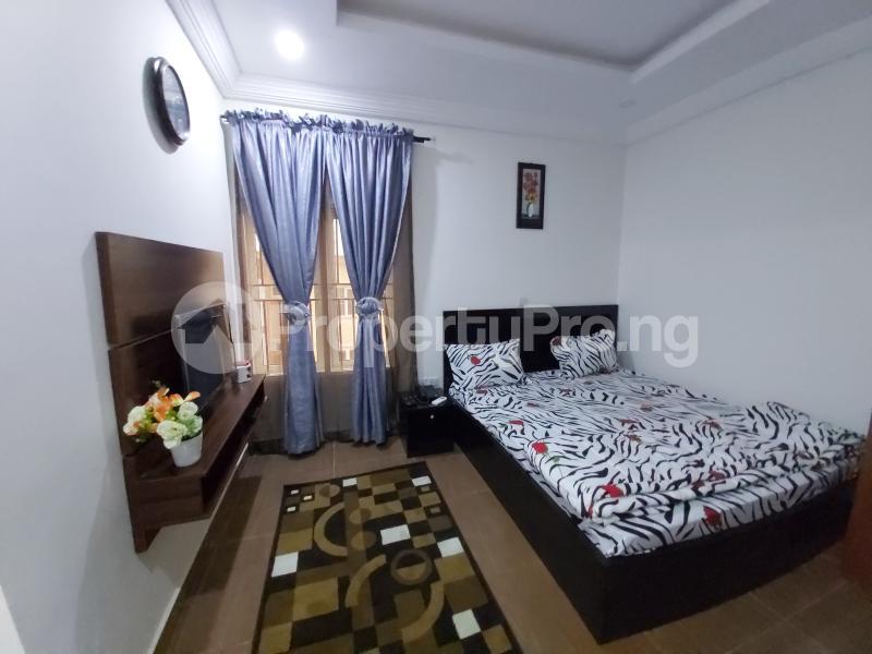 Studio Apartment for shortlet Wuye Abuja - 1