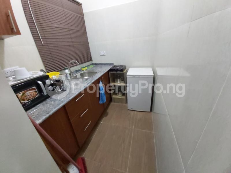 Studio Apartment for shortlet Wuye Abuja - 5