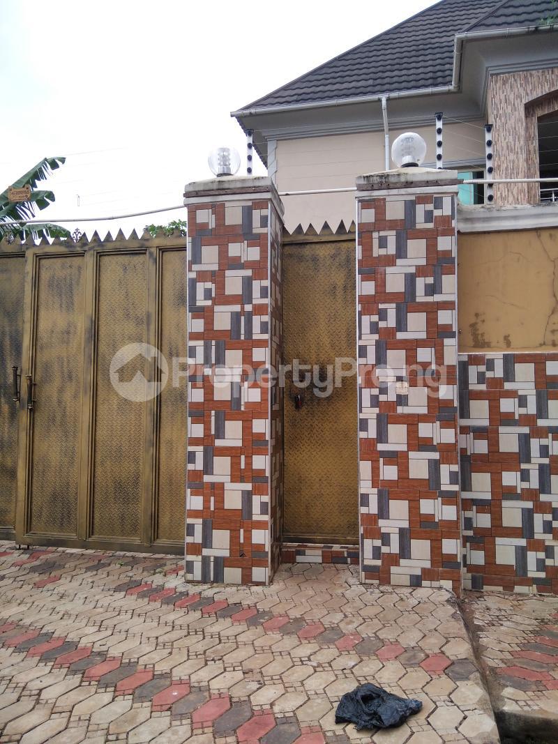 6 bedroom Semi Detached Duplex House for sale Arondizuogu Street  Onitsha North Anambra - 1