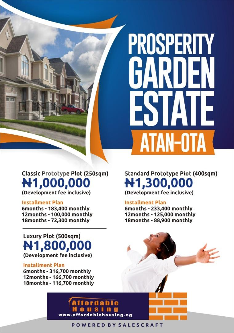 Mixed   Use Land Land for sale  Sokoto road, off Atan round about.10 minutes from Canaan Land, 15 minutes from Lagos-Abeokuta express way and 30 minutes drive to Agbara-Badagry. Ado Odo/Ota Ogun - 7