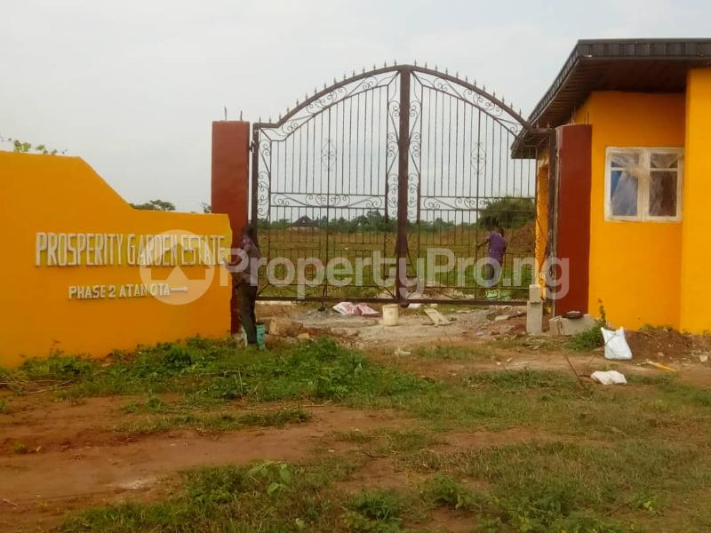 Mixed   Use Land Land for sale  Sokoto road, off Atan round about.10 minutes from Canaan Land, 15 minutes from Lagos-Abeokuta express way and 30 minutes drive to Agbara-Badagry. Ado Odo/Ota Ogun - 4