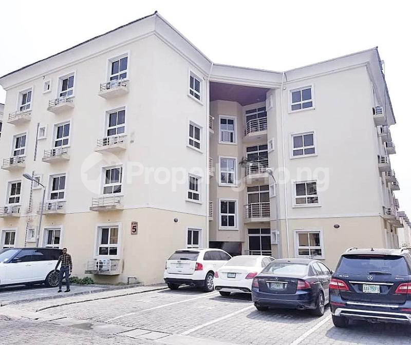 3 bedroom Flat / Apartment for sale Bourdillon court, chevron Lekki Lagos - 1