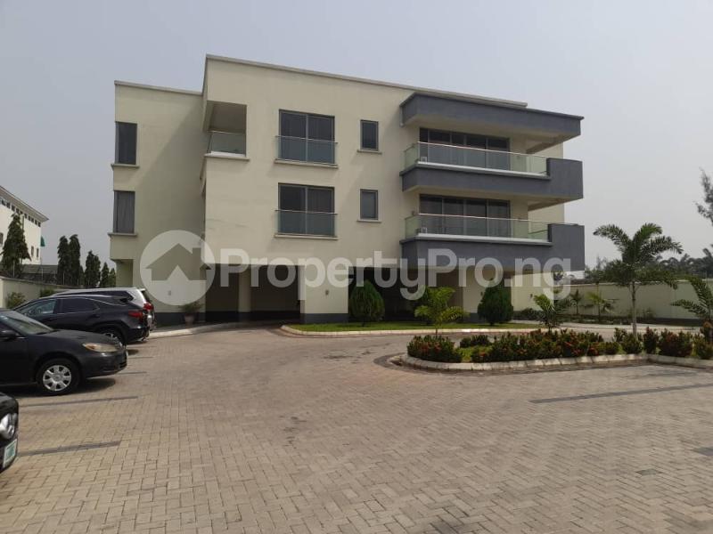 3 bedroom Blocks of Flats for rent Osborne Phase 1, Ikoyi, Lagos. Osborne Foreshore Estate Ikoyi Lagos - 3